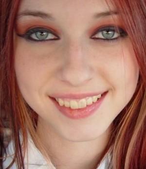 Smiling Liz