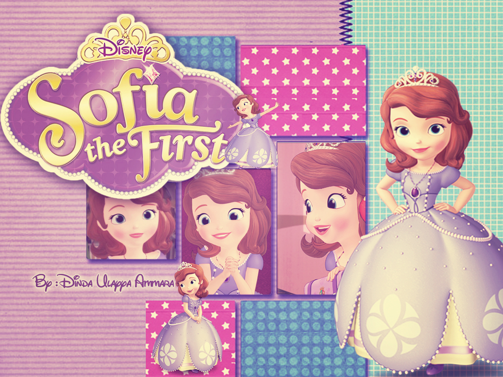 Disney Junior Images Sofia The First Hd Wallpaper And Background