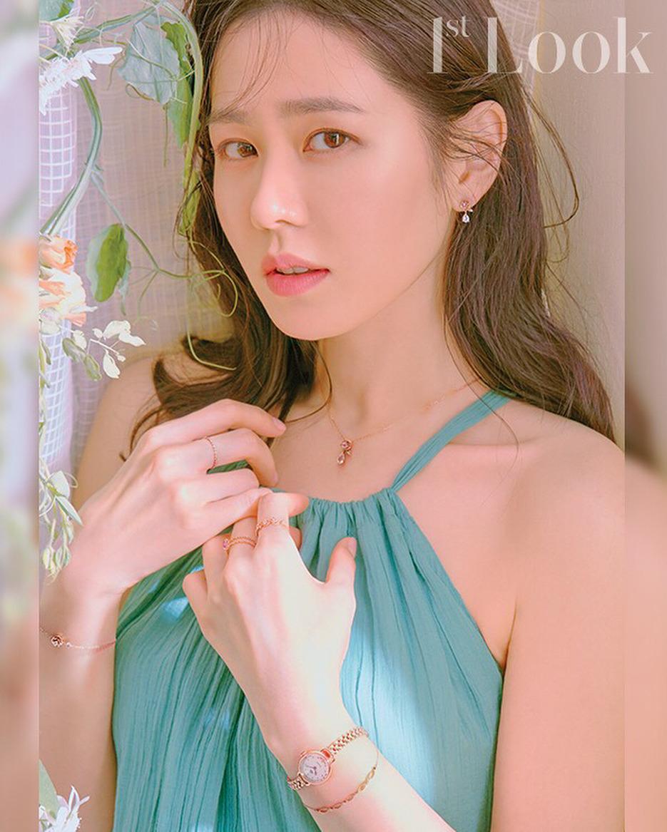 Koreanische Schauspieler Und Schauspielerinnen Bilder Son Ye Jin