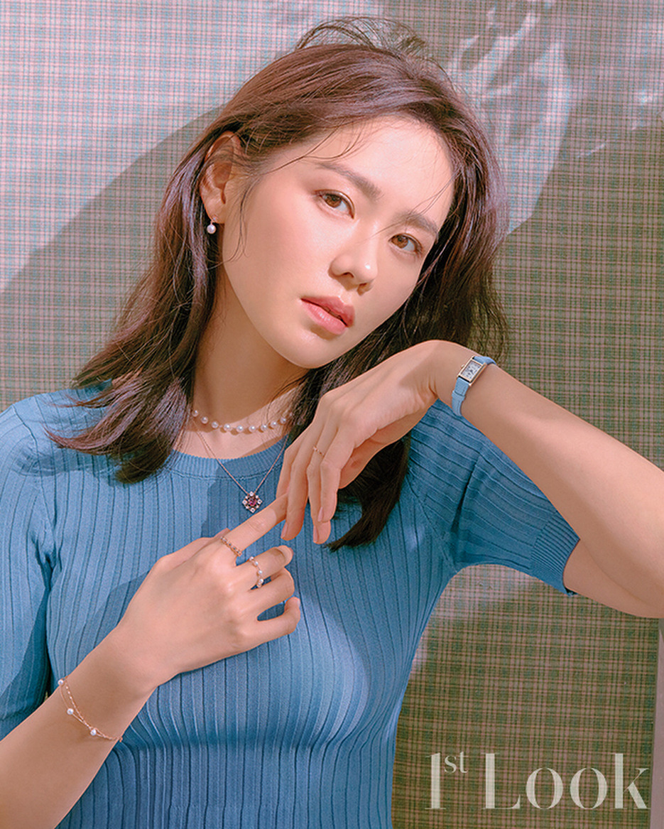 Son Ye Jin   1st Look Magazine vol. 154