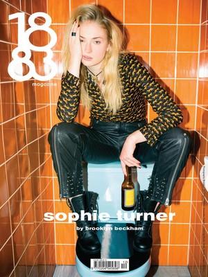Sophie Turner ~ 1883 Magazine ~ August 2018