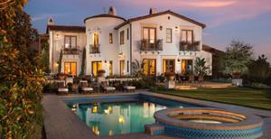 Spanish Style Mansion