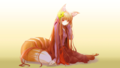 Spice and wolf  - spice-and-wolf wallpaper