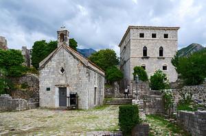 Stari Bar Old Town, Montenegro