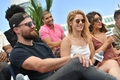 Stephen and Emily @ SDCC 2018 - stephen-amell-and-emily-bett-rickards photo