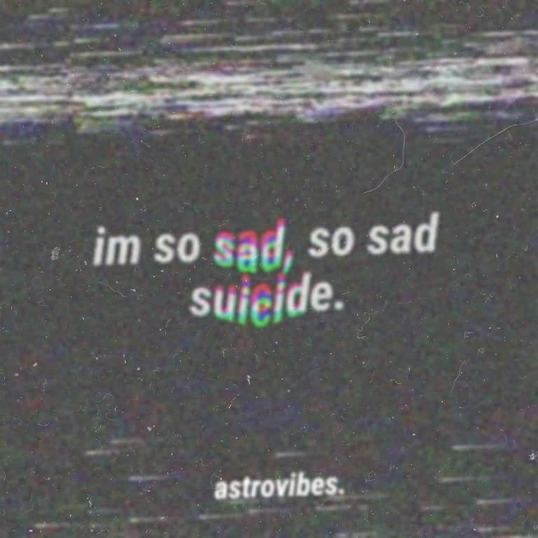 Aleatoire Fond Decran Entitled Suicidal Thoughts