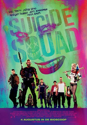 Suicide Squad (2016) Poster