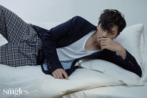 Sungjae (BTOB) - Singles Magazine June Issue '18