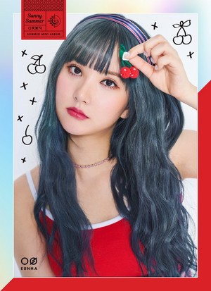 Sunny Summer Concept ছবি ~ Eunha