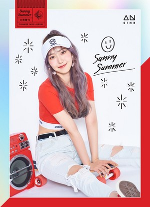 Sunny Summer Concept Photo ~ SinB