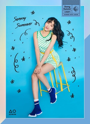 Sunny Summer Concept photo ~ Sowon