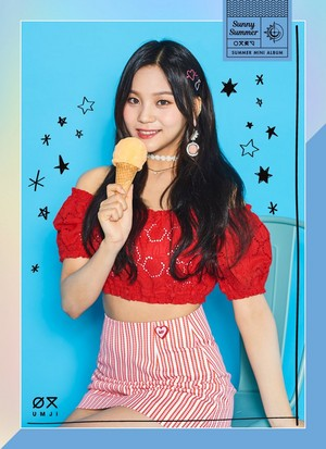 Sunny Summer Concept Photo ~ Umji