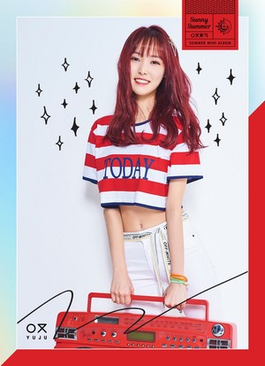 Sunny Summer Concept photo ~ Yuju