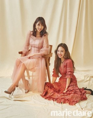 TWICE for 'Marie Claire'
