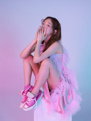 Taeyeon 'Something New'