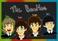 The Beatles - 80smusiclover1 fan art