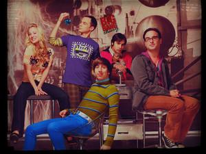 The Big Bang Theory 壁紙