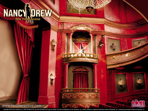 Nancy Drew games wallpaper titled The Final Scene
