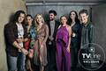 The Gifted Cast at San Diego Comic Con 2018 - TVLine Portrait - the-gifted-tv-series photo