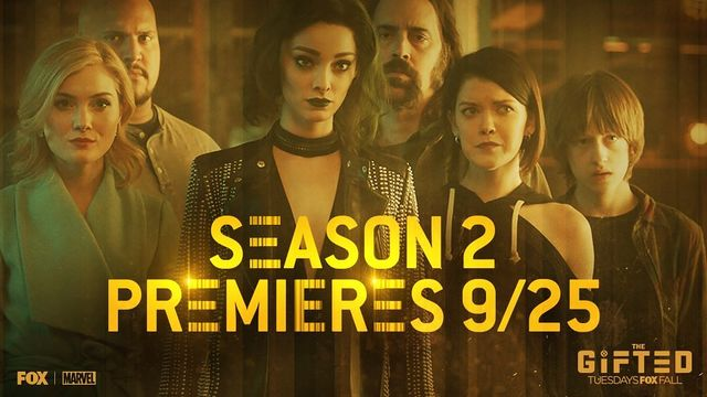 The Gifted Season 2 promotional picture