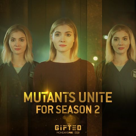 The Gifted (TV Series) wallpaper titled The Gifted Season 2 promotional picture