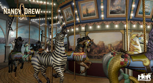 The Haunted Carousel