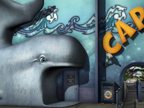 Nancy Drew games वॉलपेपर titled The Haunted Carousel