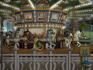 The Haunted Carousel