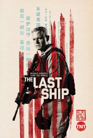 The Last Ship - Season 3 Poster