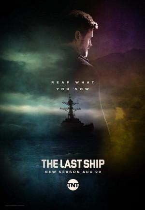 The Last Ship - Season 4 Poster