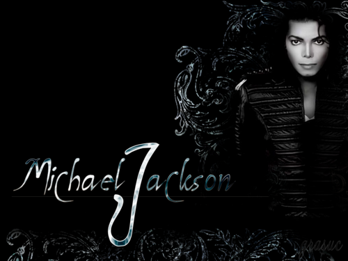 Michael Jackson Hintergrund entitled The Legendary Michael Jackson