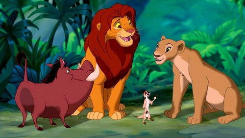 mufasa and simba vs scar