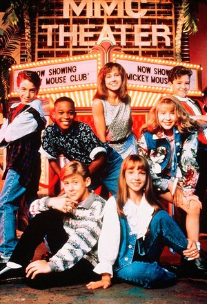 "The Mickey Mouse Club ""'90's"""