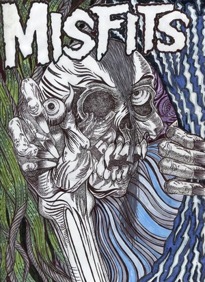 The Misfits Zombie