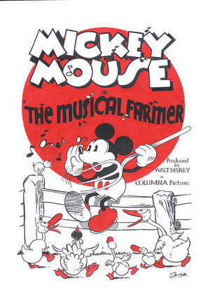 The Musial Farmer (1932)