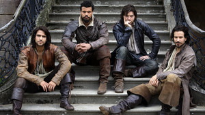 The Musketeers achtergrond