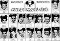 The Original Mouseketeers - disney photo