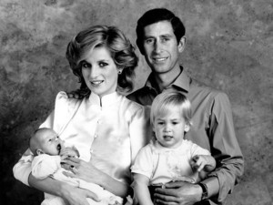 The Royal Family Back In 1984