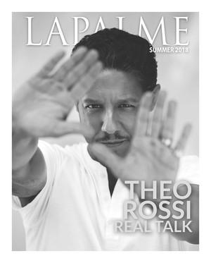 Theo Rossi - La Palme Cover - 2018