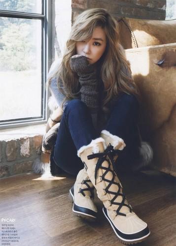 Tiffany Hwang fondo de pantalla titled Tiffany