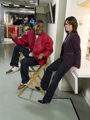 Tina in 30 Rock