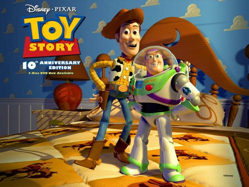 Toy Story Hintergrund entitled Toy Story
