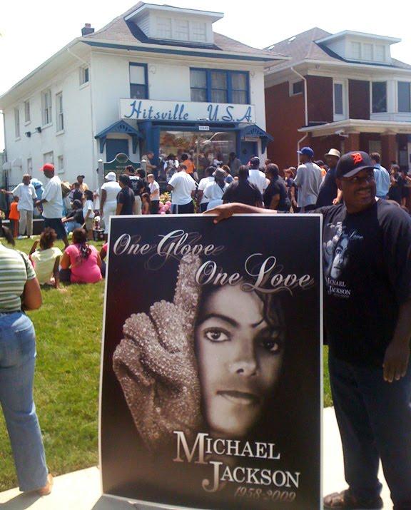 Tribute To Michael Jackson