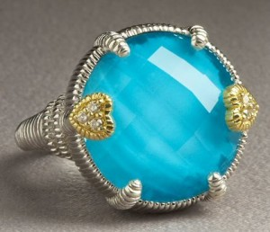 Turquoise Eclipse Ring