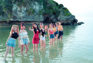 Twice 'Dance the Night Away' behind