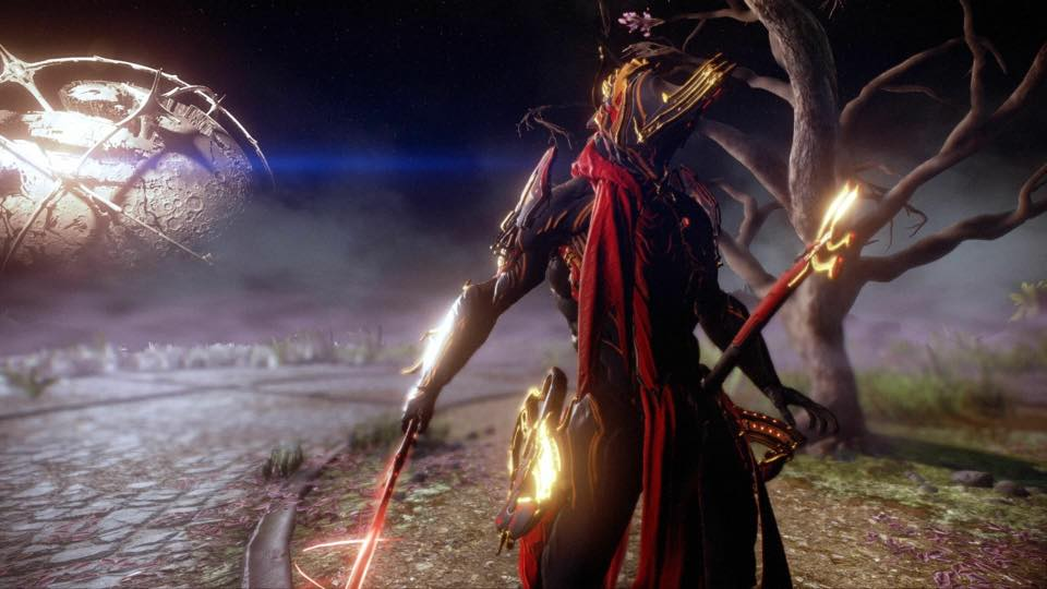 Warframe images Umbra Under His Tree HD wallpaper and background photos