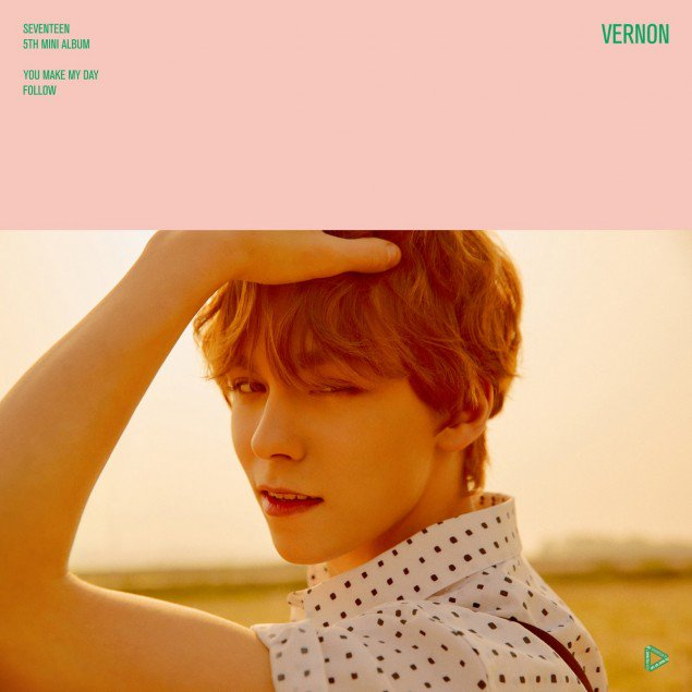 Vernon individual teaser image for 'You Make My Day'