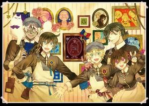 W/ Pandora Hearts