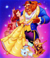 Walt Disney Images - Beauty and the Beast - walt-disney-characters photo