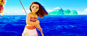 Walt 디즈니 Screencaps – Moana